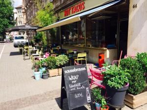 Hot Tacos (Fürther Straße, außen)