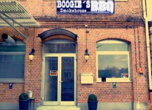 Boogies BBQ (Außen)