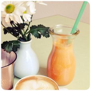 Heiter bis Prächtig (Kaffee & Saft)