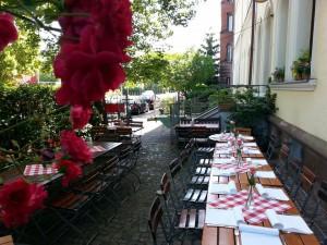 Gasthaus Pegnitztal Biergarten